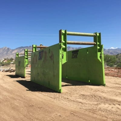 High Clearance Trench Boxes