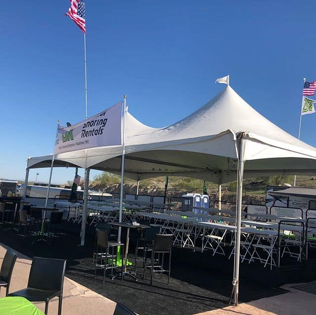 TSR 2018 NASCAR Event. Going all out for our customers…. if you like that oval track kind of thing! Regardless, still a great time! #trenchshorerentals #treborshoringrentals #tsr #trenchshoring #nascar #ismraceway